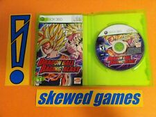 Dragon Ball Raging Blast - XBox 360 Microsoft COMPLETE