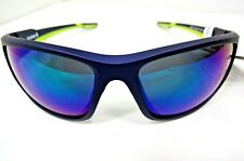 REEBOK OUTDOOR MEN SPORT WRAP SUNGLASSES,  MIRRORED LENS, SUPER COOL! RBOP 1904