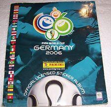 Panini FIFA World Cup Germany 2006 - Sammelalbum