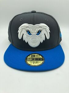 New Era Lake Elsinore Storm Cadejos MiLB 59fifty Fitted Hat Size 7 3/4 New
