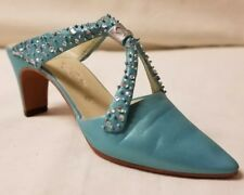 Just The Right Club By Raine 2000 Society Slide 25064 Blue Shoe
