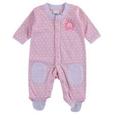 Vestiti e abbigliamento rosa di taglia/età neonato con maniche lunghe per bambina da 0 a 24 mesi