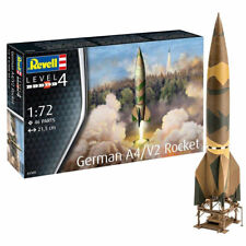 REVELL German A4/V2 Rocket 1:72 Aircraft Model Kit 03309