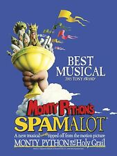 """Spamalot 16"""" x 12"""" Reproduction Poster Photograph"""