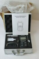 Portable Gas Detector 4 in 1 Multigas Clip Monitor Meter Tester 4X O2 H2S CO LEL
