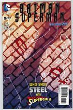 BATMAN/SUPERMAN #16 KEVIN WADA VARIANT COVER - 1/25