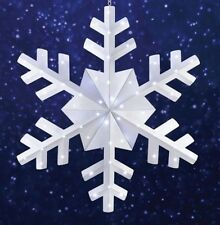 3 Ft Twinkling LED Snowflake Christmas Holiday Outdoor Yard Decor (New in Box)