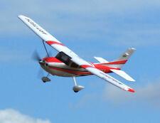 Art Tech Cessna 182 500 RTF prêt à voler Trainer RC Avion Modèle 1.3 M Neuf-Rouge