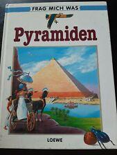 Frag mich was, Pyramiden, Buch