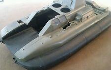 Vintage Gi Joe Whale Hovercraft ~Incomplete for Parts ~Shell~1984 Hasbro Lot B