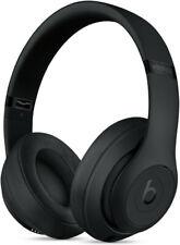 Apple Beats by Dr. Dre Studio3 Wireless Bluetooth Kopfhörer - Matt-Schwarz - NEU