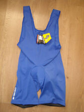 Set maglia e pantalone da ciclismo blu