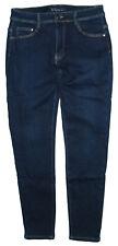 Damen Stretch Jeans Hose gefüttert Thermo Winter warm 36-46 Fleece-Futter #J-Tx