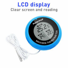 High Precision Digital Thermometer Waterproof Fish Tank Aquarium Thermometer