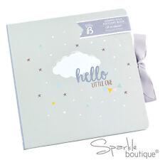 Abuelo/Nieto Libro De Recuerdo-Nuevo Bebé planificador/Diario/Agenda-Regalo/presente