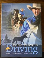 Parelli Natural Horsemanship Nate Bowers Driving Part One - 2 Dvd Box Set