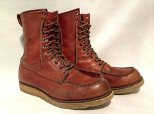 Vintage Red Wing Irish Setter, Leather Boots, Sz.11, Made in Usa, Very Nice!