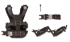 Flowcam Vest and Dual Arm for Handheld Video Camera Stabilizers(12KG Load )