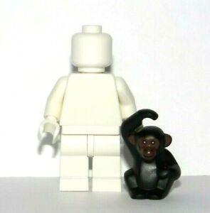 Lego 1 X Chimpanzee   Minifigure Not Included Animal Pet Zoo Monkey Wildlife