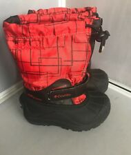 Columbia Forty Waterproof 400grams Snow boots BC1311-698 Size US 9 - NO INSERTS