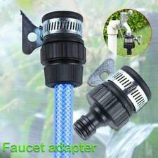 Universal Tap Connector Faucet Adapter Mixer Kitchen Garden Hose Pipe Household
