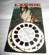 View Master-blister con discos 3 Lassie