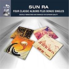 Sun Ra-Four Classic Albums  CD / Box Set NEW