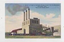 "Oak Ridge,TN.Power House, in the Process Area,""City of the Atomic Bomb"",c.1940s"