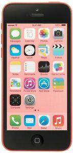 Cheap  apple iphone 5C Unlocked simple/lyca/h20/cricket/track phone