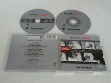 THE BEATLES/LET IT BE... NAKED(APPLE 07243 595714 2 3) 2XCD ALBUM