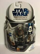 Star Wars The Legacy Collection BD No.4 Leektar & Nippet Droid Factory  2008 NOC