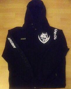 Amstaff Jacke / Hoodie / Sweatjacke Gr. 3 XL *