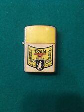 Vintage Coors Lighter
