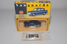 * VANGUARDS VA1000 FORD ANGLIA 105E BLUE MINT BOXED