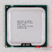 Intel Core 2 Quad Q8400 CPU (BX80580Q8400) LGA 775 SLGT6 2.66/4M/1333 Free Ship