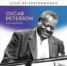 Unmistakable by Oscar Peterson (CD, Oct-2011, Masterworks Jazz)