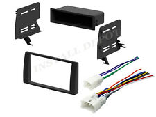 ★2002-2006 TOYOTA CAMRY CAR STEREO RADIO INSTALL MOUNTING KIT & WIRING HARNESS ★