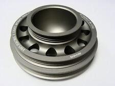 VMS Racing Light Weight Aluminum Crankshaft Pulley OEM Size 92-95 Civic SOHC D16