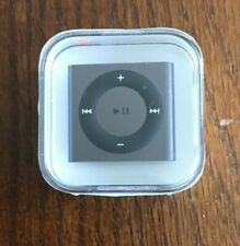 Factory Sealed Apple IPod Shuffle 4th Gen. (2GB) Space Gray New & Minty Fresh!!!