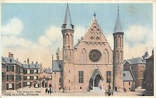 POSTCARD  NETHERLANDS  The  HAGUE   The  Knights'  Hall
