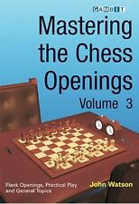 PDF Mastering the Chess Openings Vol 3 PDF Format