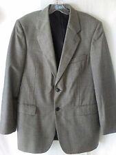 Kilburne & Finch Mens  40R Houndstooth Check SportCoat Blazer Jacket 2 Buttons
