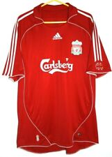 "Liverpool FC Shirt 2006/2007/2008 Adidas XL Home 46"" - 48"" Camiseta Trikot"