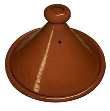 MOROCCAN COOKING TAGINE LARGE CERAMIC COOK POT TAJINE TANGINE TANEJINE TANEGINE