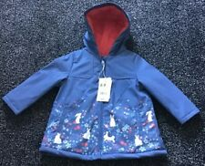 MOTHERCARE BABY GIRLS BUNNY RABBIT COAT JACKET 6-9 MONTHS SPRING EASTER