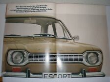 "J439 Originales Prospekt  /""Auto Union DKW 1000 Sp"