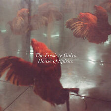 The Fresh & Only's HOUSE OF SPIRITS NUMBERED Limited NEW VIRGIN Clear VINYL LP