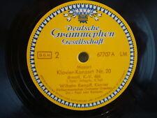 Wilhelm Kempff / von Kempen - Mozart Klavier-Konzert Nr. 20 D-Moll, KV 466 (2/7)