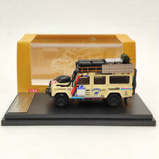 Master 1:64 Land Rover Defender 110 Diecast Models SUV Cars New Camel Cup Gifts