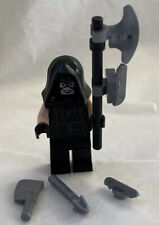 Lego Harry Potter 75947 Executioner Minifigure with Weapons Hagrid's Hut Minifig